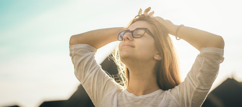 negative Gedanken transformieren